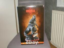 Godzilla 3d Box Blu-ray Steelbook Buste Godzilla Limited Collectors Edition