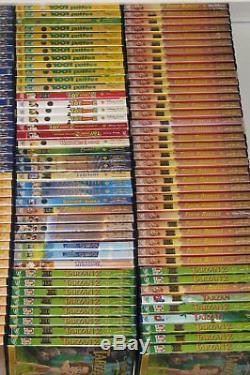 Great Jackpot Of 282 DVD From Walt Disney