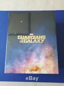 Guardians Of The Galaxy Novamedia. 1-click (boxset). Ne-015. N ° 142, Nine