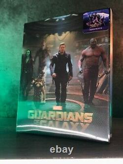 Guardians Of The Galaxy Novamedia. One Click. Nc-005. Oos New Sealed