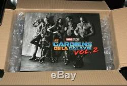 Guardians Of The Galaxy Vol. 2 Box Special Fnac 3d / 2d Steelbook France