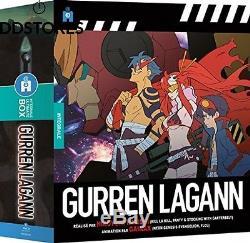 Gurren Lagann Full Ultimate Blu Ray Edition