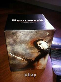 Halloween The Complete Collection Scream Factory Boxset Oop