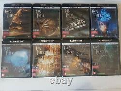 Harry Potter 8 Integral 4k Movies