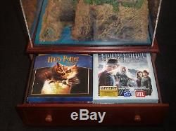 Harry Potter Blu-ray Full Box Hogwarts Castle