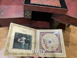 Harry Potter Wizard Collection Ultimate Limited Edition Box En
