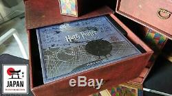 Harry Potter Wizard's Collection Blu-ray Box 31 Discs + Ultra Mint Condition