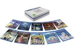 Hayao Miyazaki Bd Collection (special Edition)