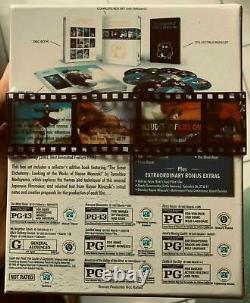 Hayao Miyazaki The Complete (blu-ray Multizone With Vf)