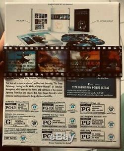 Hayao Miyazaki (the Complete) Blu-ray With Vf + Multizone