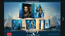 Hdzeta Aquaman One Click Boxset Precommand