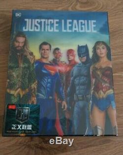 Hdzeta Steelbook Justice League