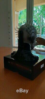Hellraiser Trilogy Blu-ray Collector's Edition Numbered And Bust Pinhead