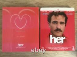 Her Blu-ray Steelbook Kimchi - Bluray Frankfurt (please Read Description)