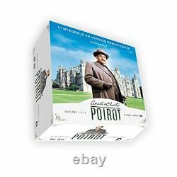 Hercules Poirot The Integral Seasons 1 To 13 Box 49 DVD