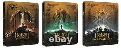Hobbit Trilogy/trilogy 4k Steelbook