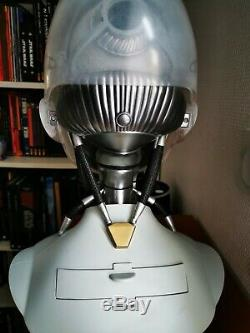 I Sonny Head Of Robot With The Blu-ray I Robot As New