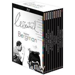 Ingmar Bergman, The Essential Blu-ray