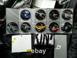 Initial D Premium Blu-ray Box Pit 1 Collector