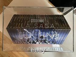 Integral Film Marvel Saga 23 Films + Bonus Blu Ray And 4k Ultra Hd Avengers Mcu