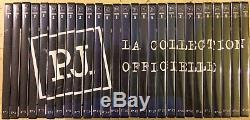 Integrale 27 DVD Pj Judicial Police Saint Martin Bruno Wolkowitch Crimson