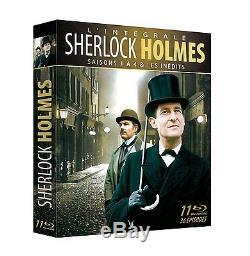 Integrale Blu-ray Box Sherlock Holmes New Publisher