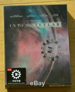 Interstellar Double Lenticular 4k Uhd Hdzeta Sold Out