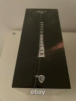 Interstellar Manta Lab #34 Blu-ray 4k Steelbook 1-click Box Set New And Sealed