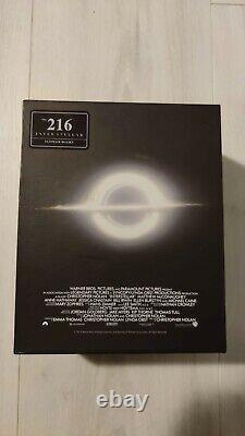Interstellar One Click Hd Box Steelbook Zeta Hdzeta