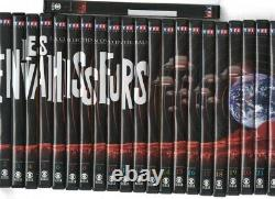 Invaders Roy Thinnes. The Integrale Of The Serie. Lot Of 22 Dvds