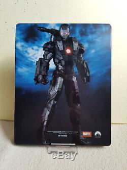 Iron Man 2 Steelbook Play. Com Marvel