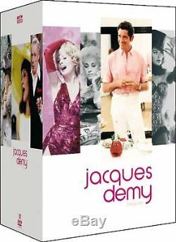 Jacques Demy Box Full 12 DVD Catherine Deneuve, Yves Montand, Jacqu