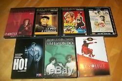 Jean-paul Belmondo DVD Collection 52 Titles Beg