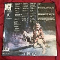 Jethro Tull Aqualung Lp 2cd DVD & Blu Ray Nine 40th Anniversary Sealed Uk 2011