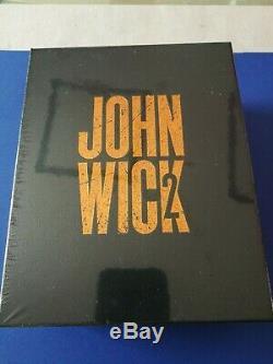 John Wick 2 Novamedia. 1-click (boxset). Ne-013. # 205, New, Blister