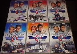 Johnny Hallyday The Integral Of The 6 DVD Of The Knights Of The Sky Series