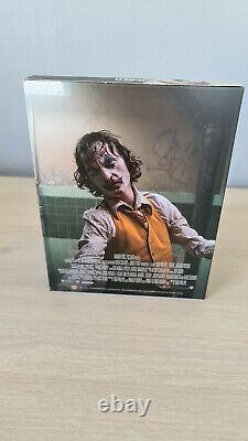 Joker U'mania Lenticular Fullslip Steelbook Bluray 4k