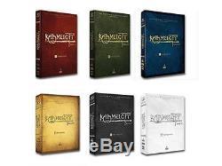Kaamelott Integrale Book 1 To 6 Box DVD New Under Blister