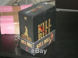 Kill Bill Volume 2 Blu-ray Steelbook Novamedia One-click Click 1 New Box Set
