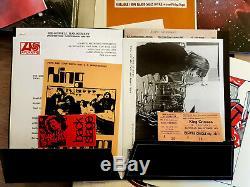 King Crimson Sailors Tales (1970-1972) Boxset 21cd / 4blu-ray / 2dvd Limited Edition