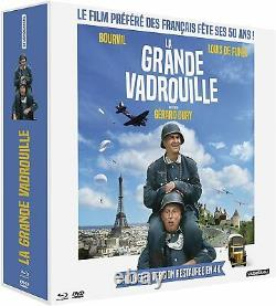 La Grande Vaudrouille Limited Box Collector Prestige Edition Blu-ray DVD New