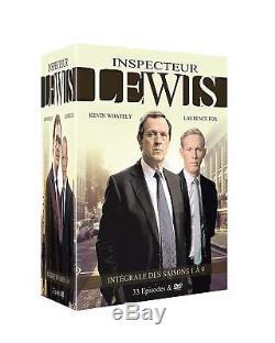Lewis Complete Series 1-9 Box 33 DVD