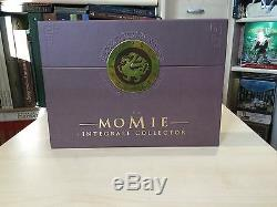 Limited Collector's Box Blu Ray Trilogy + The Mummy The Mummy Game And Art Book