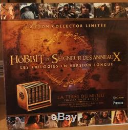 Limited Collector's Edition The Hobbit And The Lord Of The Rings