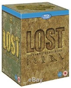 Lost Seasons 1 To 6 Complete Collection Blu-ray