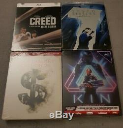 Lot 16 New Steelbook Blu-ray