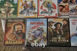 Lot 28 DVD Starring Terence Hill And / Or Bud Spencer The 4 From The Maria Trinita Ave