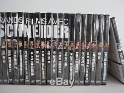 Lot 37 Romy Schneider DVD Collection Complete Integrale Fr Vf New