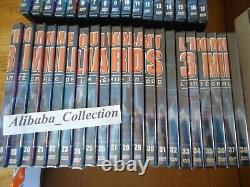 Lot 38 Integral DVD The Man Who Values 3 Milliards Serie Complete Collection