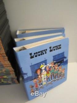Lot 41 DVD Box Lucky Luke Integrale Collection Atlas + Fascicule / Fr Vf